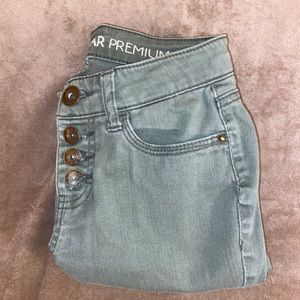 Semi mid rise jeans